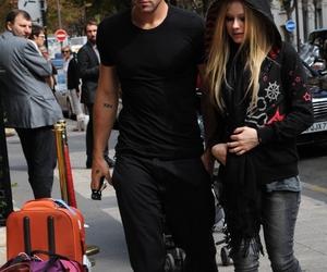 Avril Lavigne, blonde, and cap image