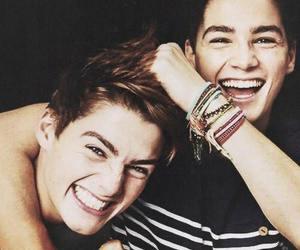 twins, boy, and jack image