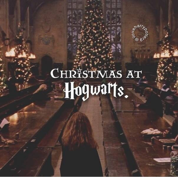 Harry Potter Christmas Wallpaper Hd.Image About Winter In Harry Potter By Wholock12