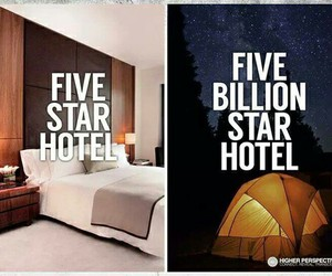 stars and hotel image