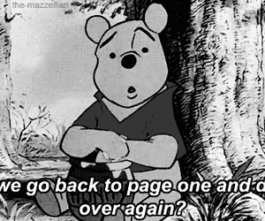 quotes, winnie the pooh, and pooh image