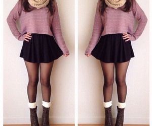 awesome, skirt, and style image