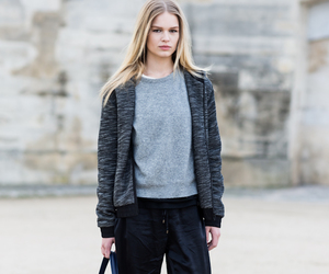 street style and anna ewers image