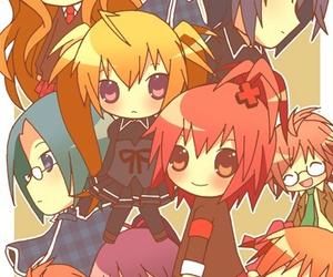 shugo chara, anime, and kawaii image