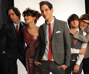 alex suarez, cobra starship, and gabe saporta image