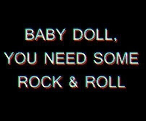 quotes, rock, and grunge image