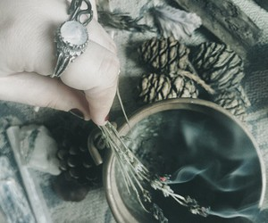 witch, ritual, and witchcraft image