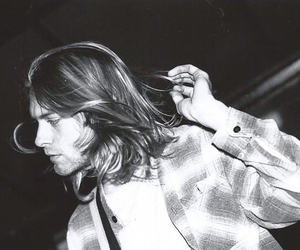 80s, cobain, and grunge image
