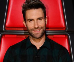 sexy, the voice, and maroon five image