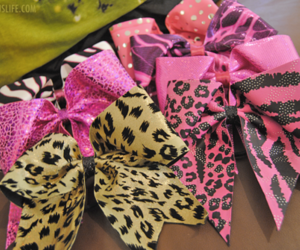 bow, pink, and pretty image