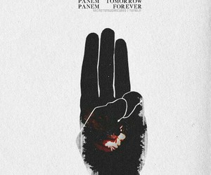panem, hunger games, and the hunger games image