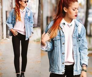 fashion, style, and lehappy image
