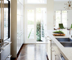 kitchen, interior, and beautiful image
