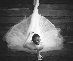 ballet, dance, and white image