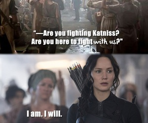 movie, phrases, and the hunger games image