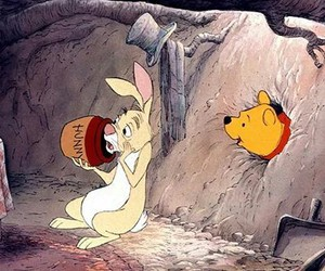 characters, disney, and winnie the pooh image