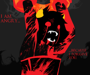 homestuck and the sufferer image