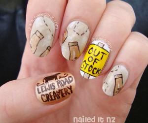 nail art and nail design image