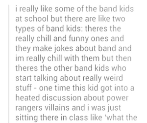 band, band geek, and band kids image