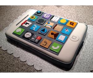 cake, sugar, and sweets image
