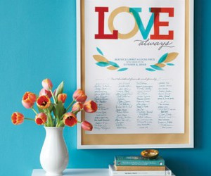 decoration, guest book, and wedding image