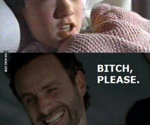 funny, the walking dead, and lol image