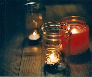 candle, light, and shine image