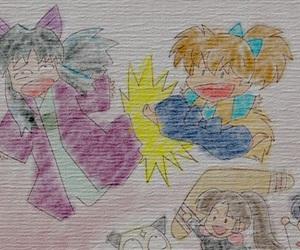anime, draw, and movie image