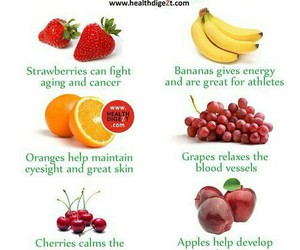 fruit, healthy, and benefit image