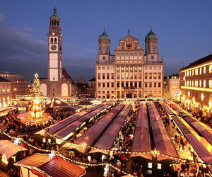 bavaria, christmas, and deutschland image