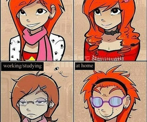 date, girls, and lol image