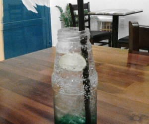 drink, mint, and soda image