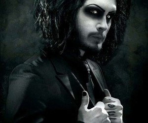 ghost, motionless in white, and devin sola image