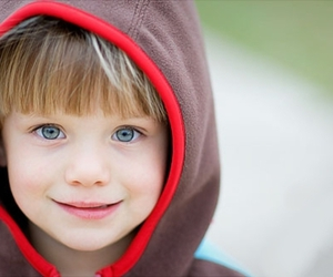 child and smile image