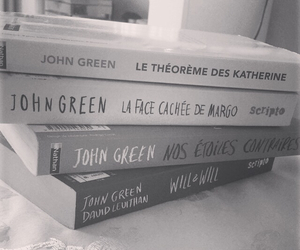 book, french, and green image