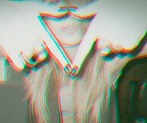 hipster, triangle, and grunge image