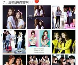 jessica, jung, and girls' generation image