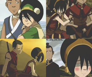 avatar the last airbender, atla, and tokka image