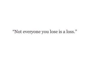 black, lose, and loss image
