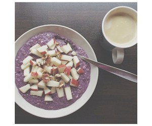 food, FRUiTS, and morning image