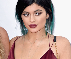 lips, kylie jenner, and red carpet image