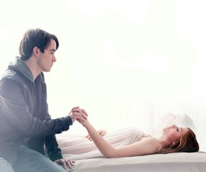 if i stay, adam, and movie image