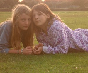 me and caseyy again image