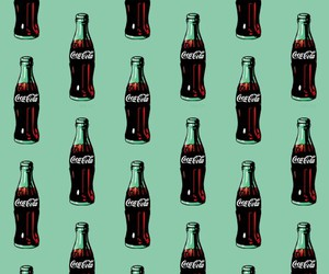 wallpaper, coca-cola, and coca cola image