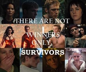 the hunger games, mockingjay, and Jennifer Lawrence image