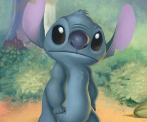 disney, like, and stitch image