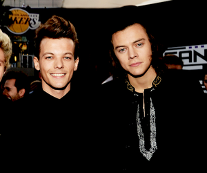 one direction, Harry Styles, and larry image