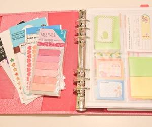agenda, organize, and planner image