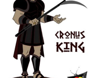 cronos and class of the titans image