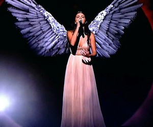 selena gomez, angel, and amas image